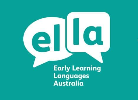 EARLY LEARNING LANGUAGES AUSTRALIA
